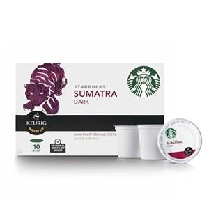 Starbucks Sumatra K-Cup for Keurig Brewers