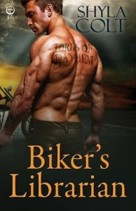 Biker's Librarian (Lords of Mayhem) (Volume 1)