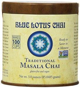 Blue Lotus Traditional Masala Chai - Makes 100 Cups! (3oz)