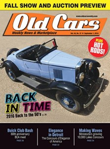 Old Cars Weekly [Print + Kindle]