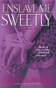 Enslave Me Sweetly (Alien Huntress, Book 2)