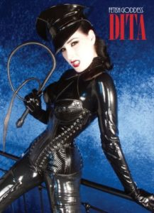 Fetish Goddess: Dita