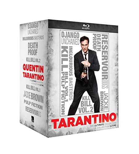 Quentin Tarantino: Ultimate Collection (Blu-ray)