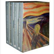 Edvard Munch: Complete Paintings (Slipcased Four-Volume Edition) (v. 1-4)