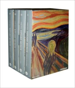 Edvard Munch: Complete Paintings (Slipcased Four-Volume Edition) (v. 1-4)