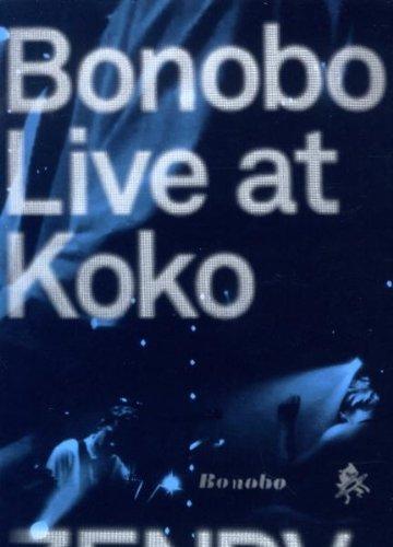 Bonobo - Live at Koko (Pal/Region 0)