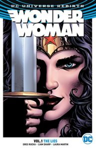Wonder Woman Vol. 1: The Lies (Rebirth)