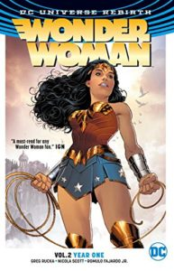 Wonder Woman Vol. 2: Year One (Rebirth)