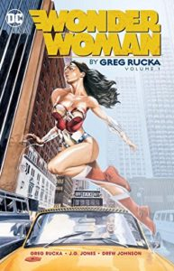 Wonder Woman By Greg Rucka Vol. 1