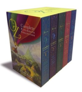 Oz, the Complete Paperback Collection: Oz, the Complete Collection, Volume 1; Oz, the Complete Collection, Volume 2; Oz, the Complete Collection, ... 4; Oz, the Complete Collection, Volume 5